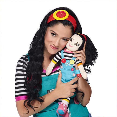 מיקי כוכבת הילדים בובה
