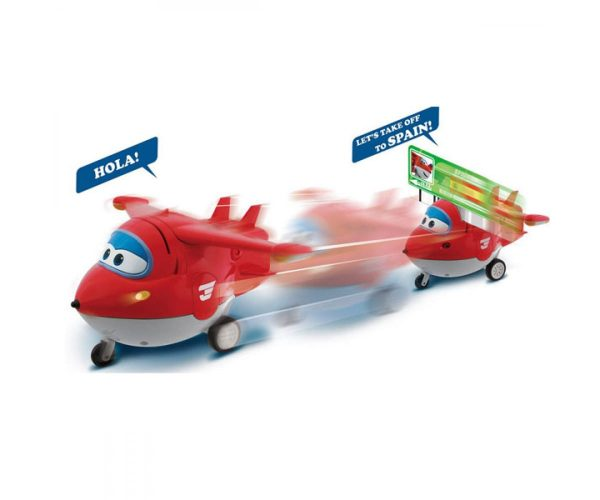 מטוסי על - ג'ט אלקטרוני מדבר