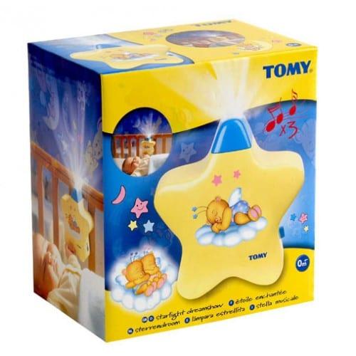7781מנורת לילה של הכוכב הצהוב – טומי