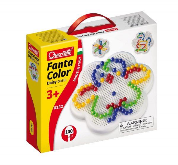 מארז פטריות ג'מבו צבעוניות - 100 חלקים -  דגם 0132 קווארצ'טי