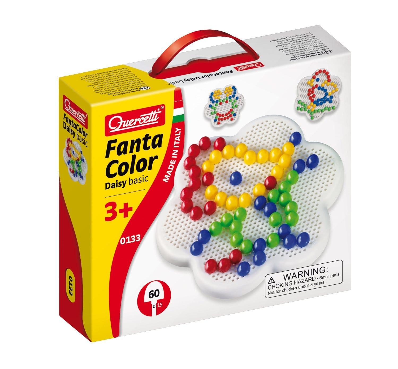 7441קווארצ'טי – מארז פטריות ג'מבו צבעוניות עם 60 חלקים – דגם 0133