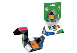קוביית רוביקס נחש צבעוני- Rubik's Twist