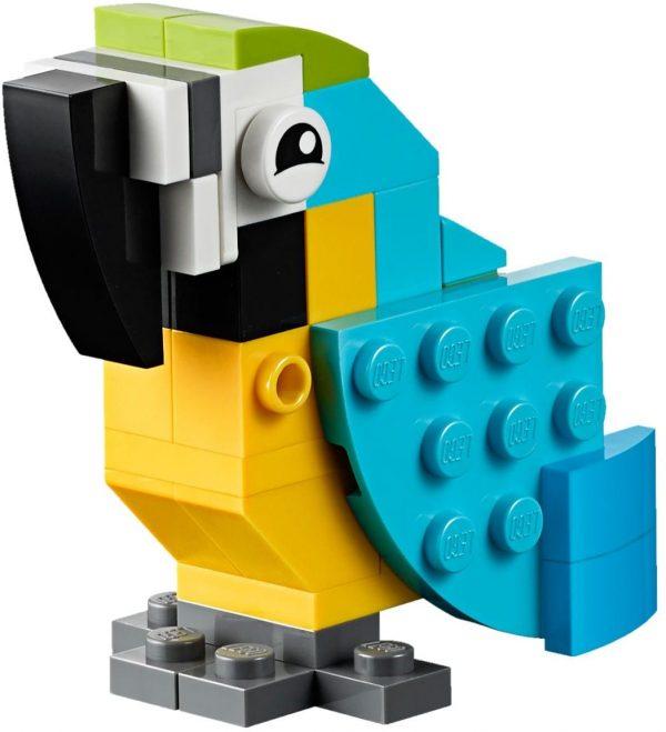 לגו קלאסיק 583 חלקים 10702  LEGO CLASSIC אריזה