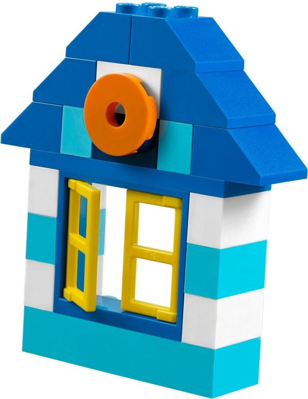 ערכת בנייה כחולה לגו קלאסיק 10706