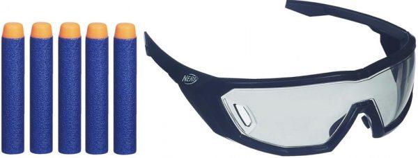נרף סט משקפי מגן וחיצים NERF A5058