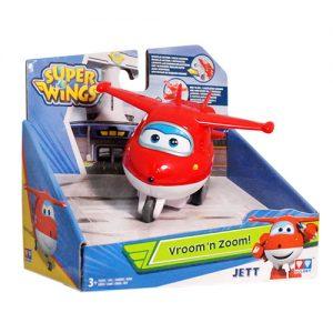 מטוסי על - ג'ט דחוף וסע Super Wings