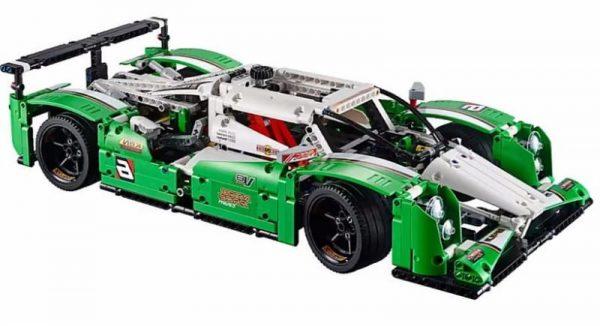 לגו טכני 42039 מכונית מירוץ  ג'יפ