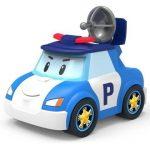 19635רובו אוטו פולי – ניידת משטרה של פולי