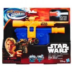 נרף - רובה מים מלחמת הכוכבים NERF HANS SOLO BLASTER