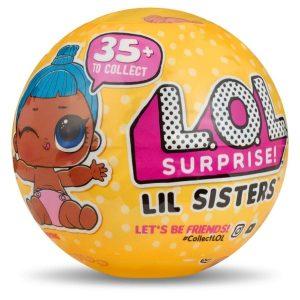 כדור ההפתעות LOL - סדרה LIL SISTERS - 3