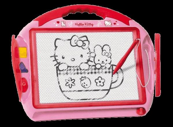 לוח ציור הלו קיטי - לוח ציור מגנטי שימגנט אליו את כל הילדות