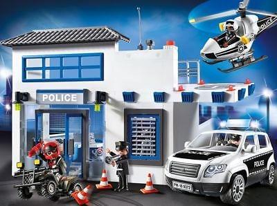 תחנת משטרה - חדש!!- פליימוביל 9372