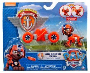מפרץ ההרפתקאות - צוות חילוץ אווירי - זומה