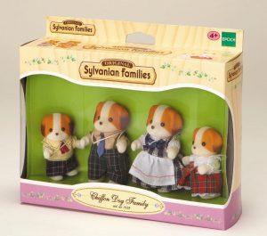 משפחת סילבניאן - כלבי שיפון 3139 sylvanian family