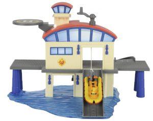 סמי הכבאי - מיני תחנת חילוץ ימית כולל הסירה נפטון ממתכת