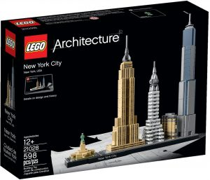ניו יורק - לגו ארכיטקטורה 21028