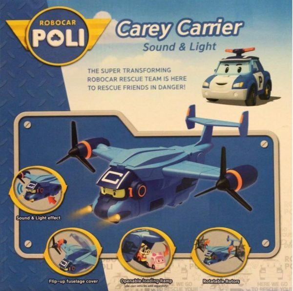 "פולי - מטוס קארי 28 ס""מ אלקטרוני"