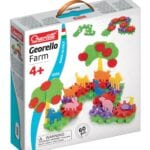 7428הרכבת חיות החווה על גלגלי שיניים צבעוניים- דגם 2334 – קווארצ'טי