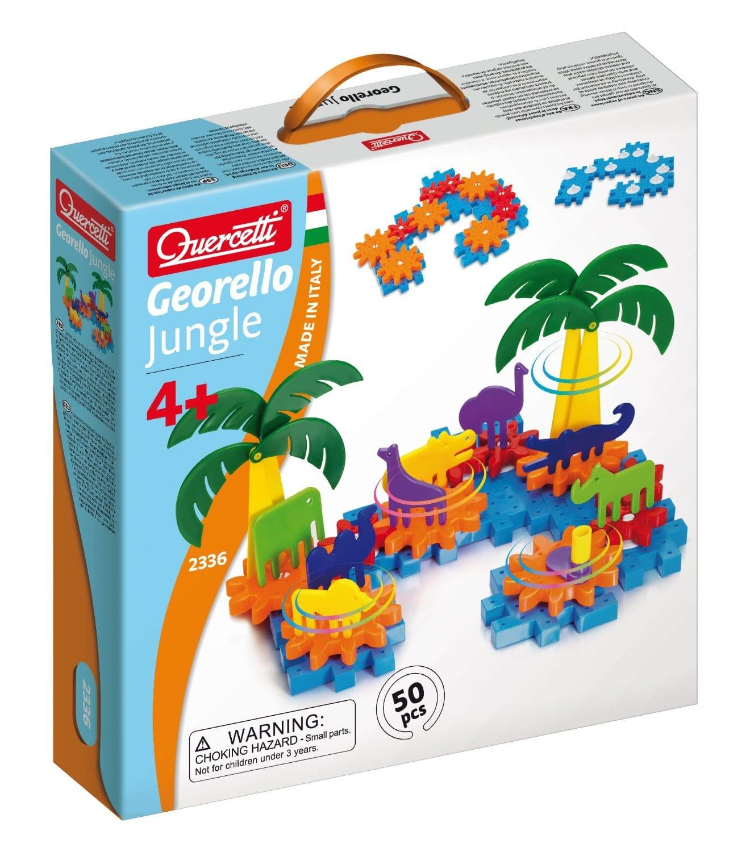 7425הרכבת חיות הג'ונגל על גלגל השיניים  – דגם 2336 – קווארצ'טי