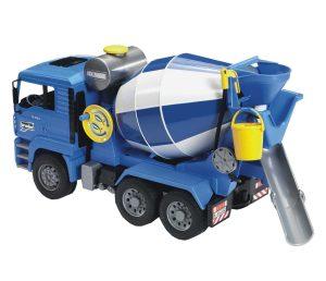 משאית מערבל בטון - ברודר 02744