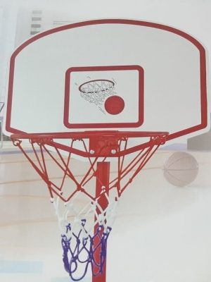 TK CHIN - סט מיני כדורסל