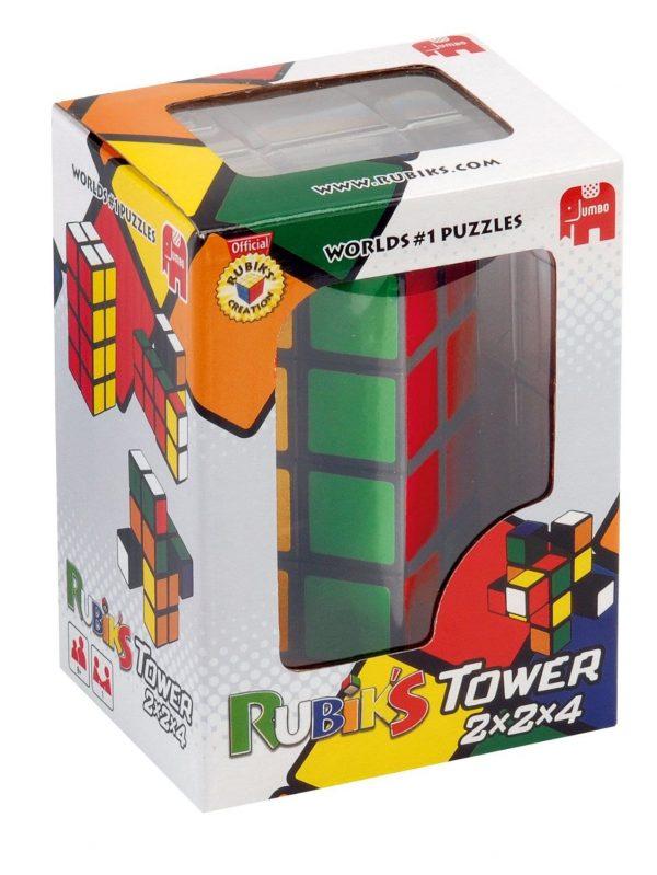 קובייה 2 על 2 על 4 בצורת מגדל - רוביקס
