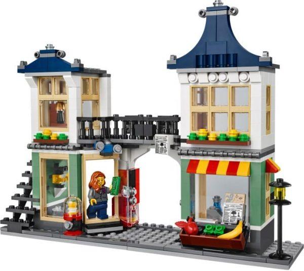 לגו - חנות צעצועים ומכולת - 31036