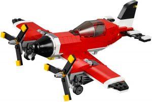 לגו קריאטור - מטוס פרופלור 31047
