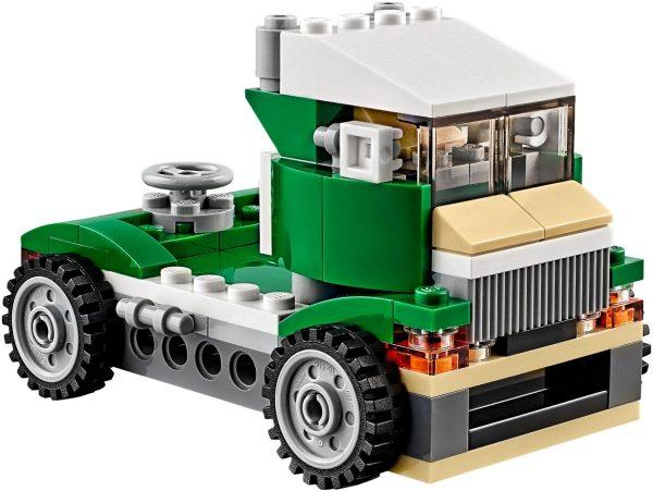 מכונית מרוץ ירוקה לגו קריאטור 31056 LEGO