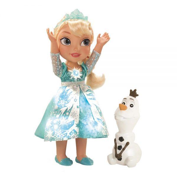 אלזה  שרה ומדברת - מהסרט לשבור את הקרח