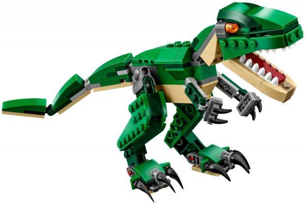 דינוזאור ירוק לגו קריאטור 31058 LEGO