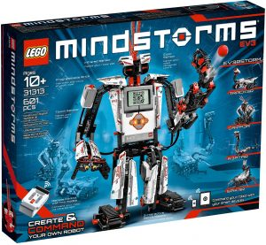 לגו מיינדסטורמס Lego Mindstorms EV3 31313
