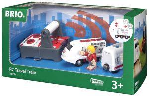 בריו רכבת נוסעים בשלט רחוק 33510 BRIO