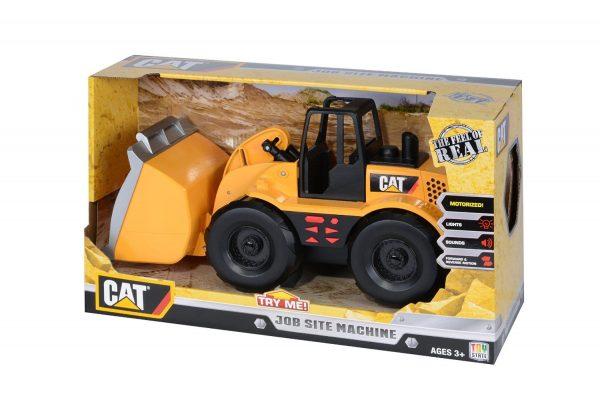 """קאט - טרקטור  אלקטרוני 33 ס""""מ CAT"""