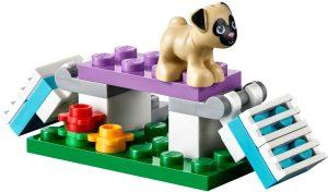 מספרת כלבים  - לגו חברות 41124 LEGO