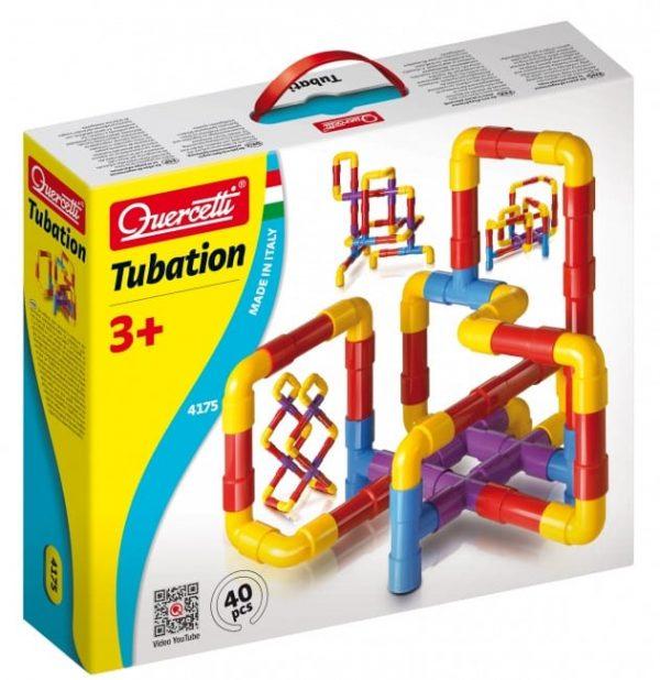קווארצ'טי צעצוע הצינורות הצבעוני - דגם 4175