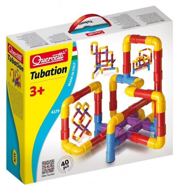7421קווארצ'טי צעצוע הצינורות הצבעוני – דגם 4175
