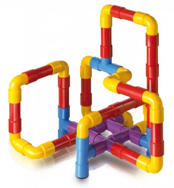 קווארצ'טי צעצוע הצינורות הצבעוני - 4175