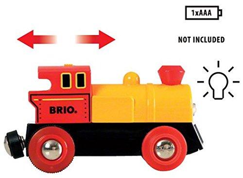 רכבת משא ממונעת BRIO 33319