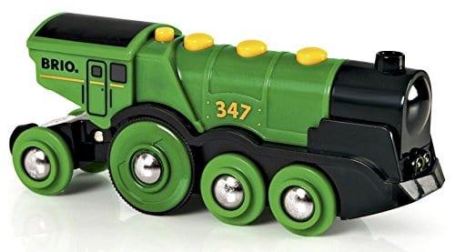 בריו קטר ירוק על סוללות BRIO 33593