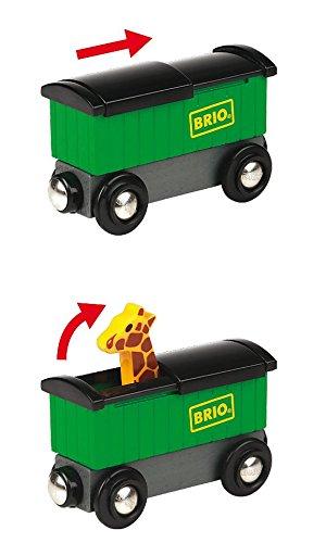 בריו רכבת ספארי BRIO 33722