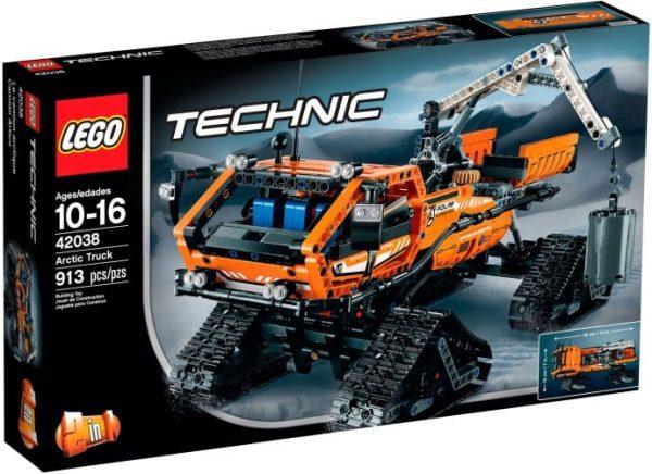 לגו טכני - משאית הקוטב 42038