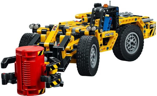 טרקטור מכרות - לגו טכני 42049 LEGO