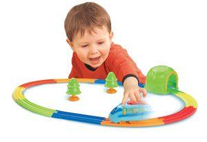 רכבת ראשונה שלי טומי - TOMY - צעצוע מתגלגל וכיף לא נורמלי