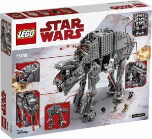 First Order Heavy Assault Walker - לגו מלחמת הכוכבים 75189