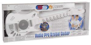 גיטרה MP3 סופרסוניק עם מיתרים