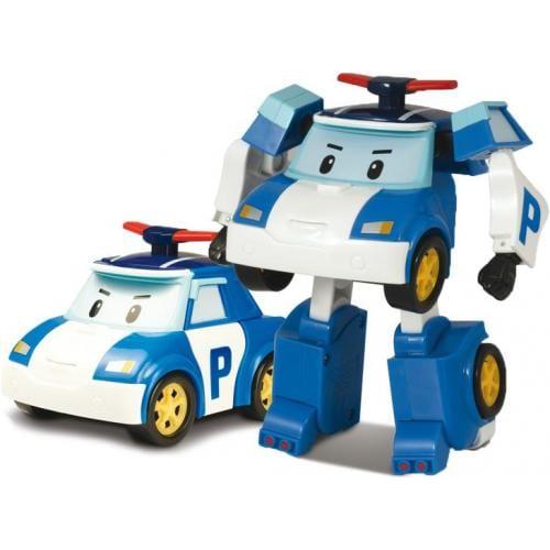 רובו אוטו פולי robocar poli