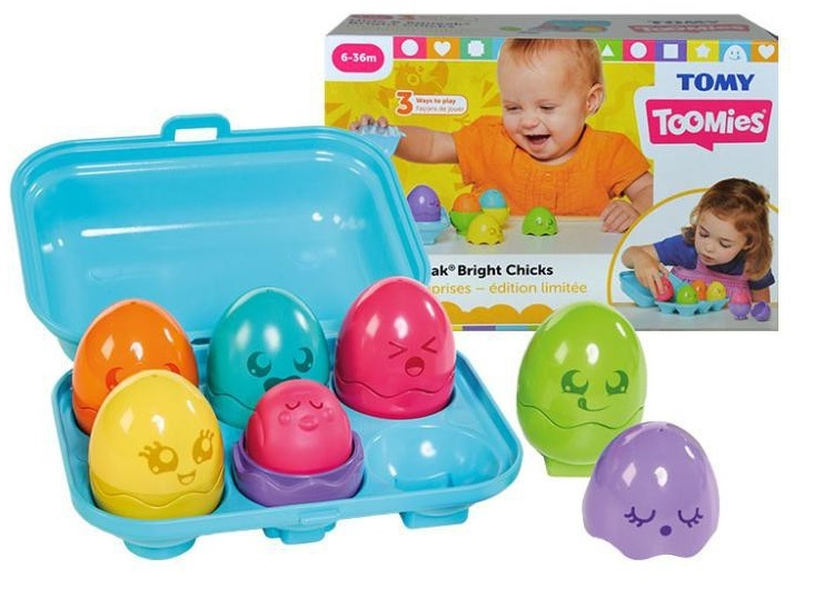 7249תיבת ביצים TOMY