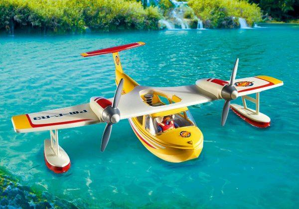 מטוס ימי לכיבוי - פליימוביל 5560