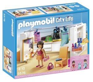 פליימוביל החיים בעיר- חדר הלבשה - 5576
